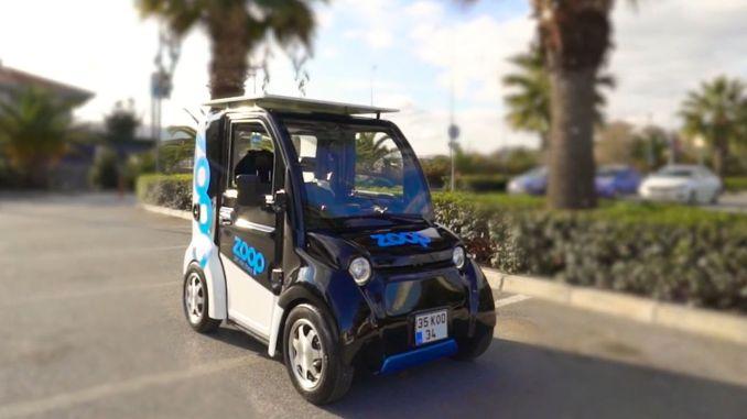 Electric Mini Car ZOOP