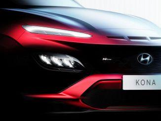 Daha Geniş ve Daha Sportif Hyundai Yeni KONA'dan İlk Esintiler