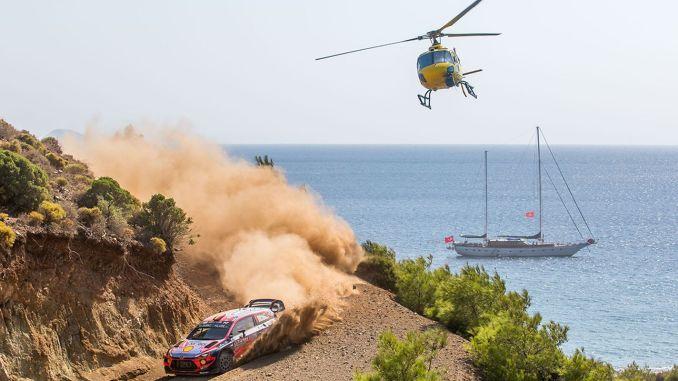 Hyundai i20 WRC Türkiye Rallisi İçin Gün Sayıyor