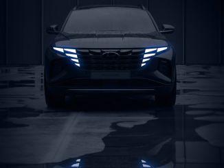 Hyundai Tucson Revealed Before World Launch