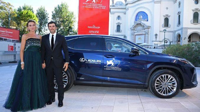 Lexus Becomes Official Vehicle Sponsor of 77th Venice International Film Festival