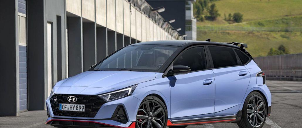 High Performance in B Segment, Hyundai i20 N