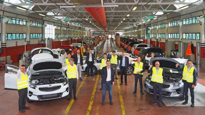 BRC Celebrates 24 Years of Cooperation with KIA
