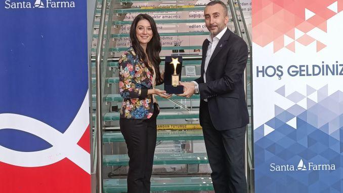 Güvenli Araç Kullanımı Projesi İle Santa Farnma'ya Ödül