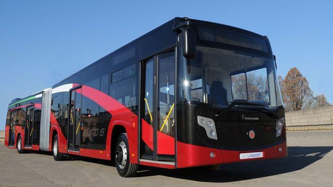 Karsan'dan Mersin'e 73 Adet CNG Yakıtlı Menarinibus Citymood
