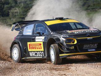 Pirelli, İzmit'te Üretilen, 2021 Dünya Ralli Şampiyonası Lastiklerini Sardinya'da Tanıttı