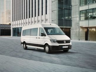 Volkswagen Crafter's New Model Launched