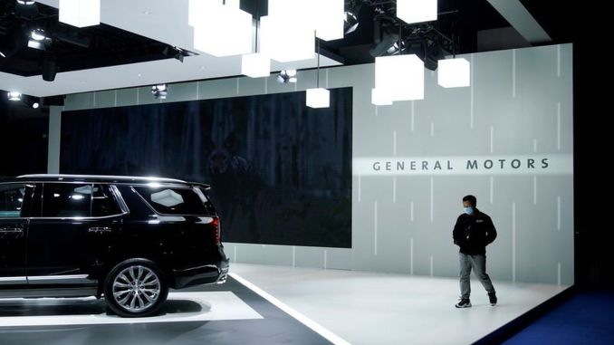 General Motors Thinks Big in China! Full Size SUVs Are Coming