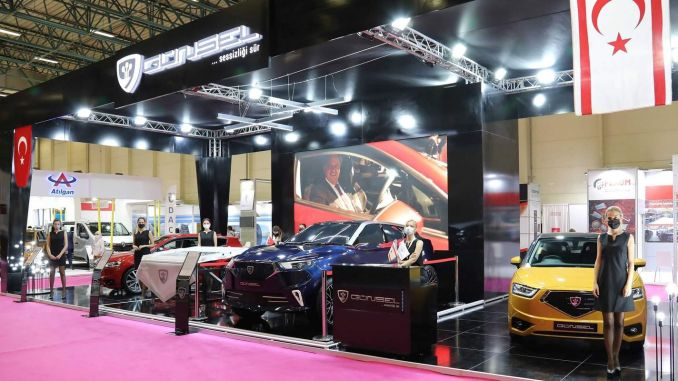 Kktc's domestic and national automobile met with the homeland in the daily musiad expo