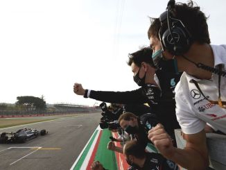 Champion of the Mercedes-AMG Petronas Turbo Hybrid Age is coming to Turkey