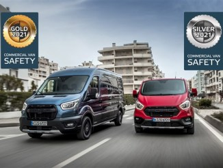 ford transit ve transit customa ayri odul