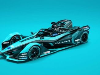 jaguarin yeni elektrikli yaris otomobili i type tanitildi