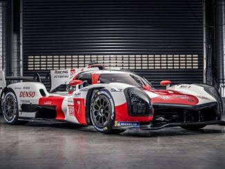 Toyota Gazoo Racing tutvustab hübriidsõidukit Gr Hybrid