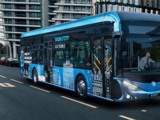 temsadan praga electric bus