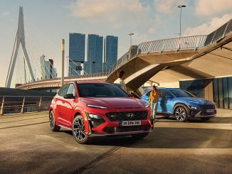 Hyundai KONA Adds Power to Its Power with Horsepower