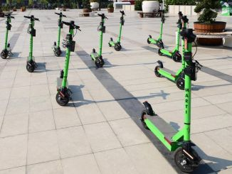 The new rising of the pandemic is the scooter