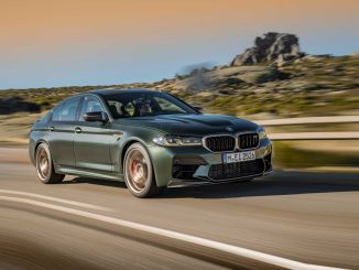 Does the emergence of the new BMW CS is preparing the way turkiyede