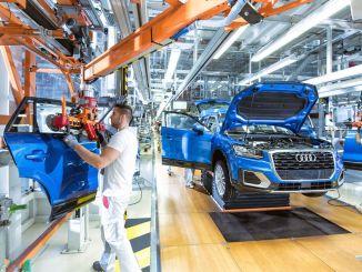 Audi kavatseb tootmises veetarbimist aasta-aastalt poole võrra vähendada