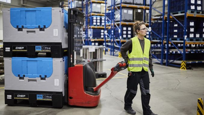 chepin reusable containers increase global supply chain efficiency