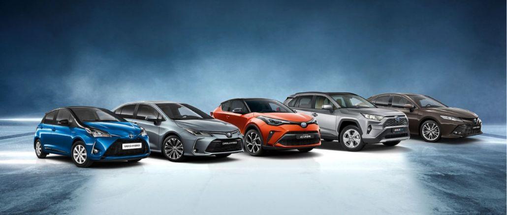 Naghahanda ang Toyota na ipakilala ang bagong modelo ng segment ng network sa Europa
