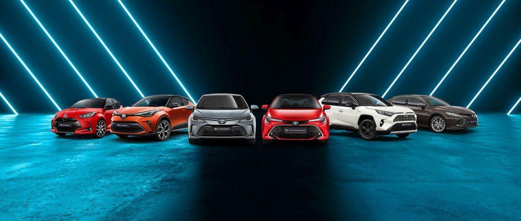 Toyota cilgin выходит из рутины своей весенней рекламной кампанией
