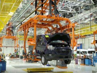 Ford Otosan Golcuk Fabrikasinda Uretime Ara Verecek