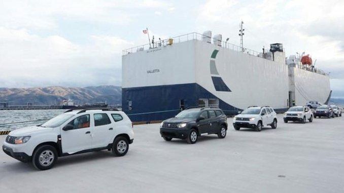 OYAK Ro-Ro osta būs jauns Kuresel Automotive Logistics centrs