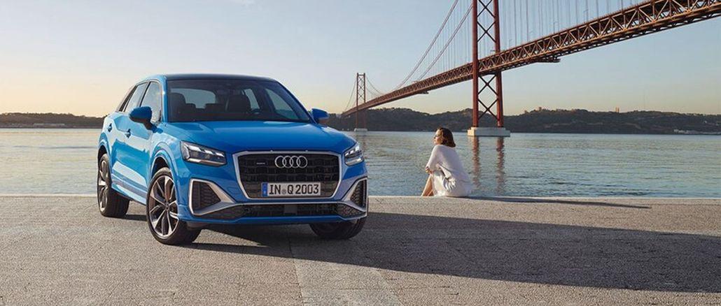 Prenovljeni Audi Q zasede svoje mesto v prodajnih salonih