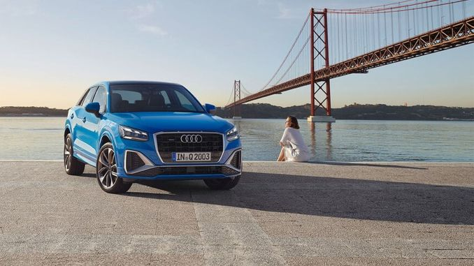 Renewed Audi Q Takes Its Place In Showrooms