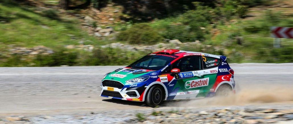 Castrol-Ford-holdet er klar til Tyrkiets rallymesterskab