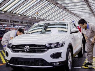 Volkswagen began construction of the third electric vehicle factory in China
