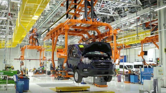 Седмицата на производството на Ford Otosan започва рано