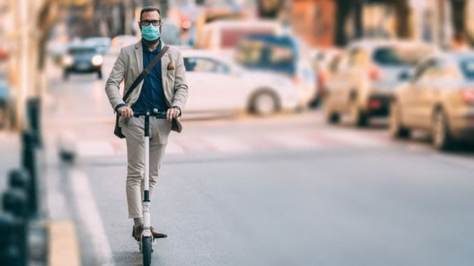 normallesme has begun and scooters have landed on the streets