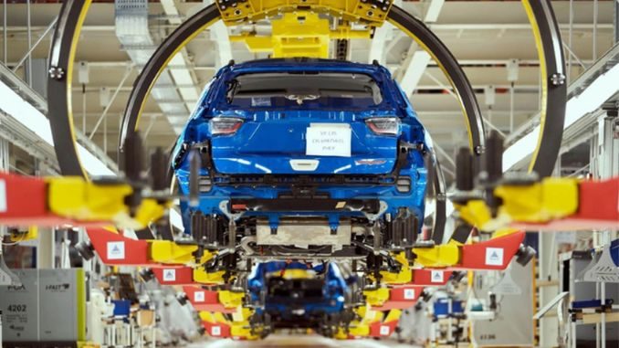 The new route of the automotive industry