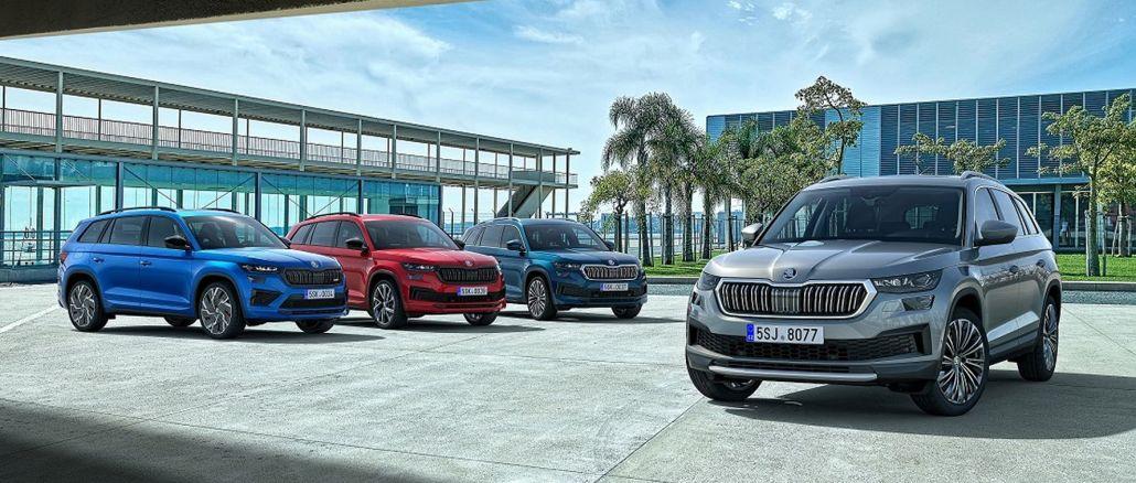 Skoda Auto опубликовала отчет за первый квартал