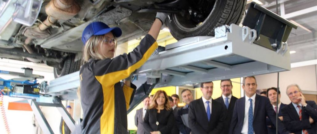 in bursa, oib mtal is waiting for students who will produce turkey's cars