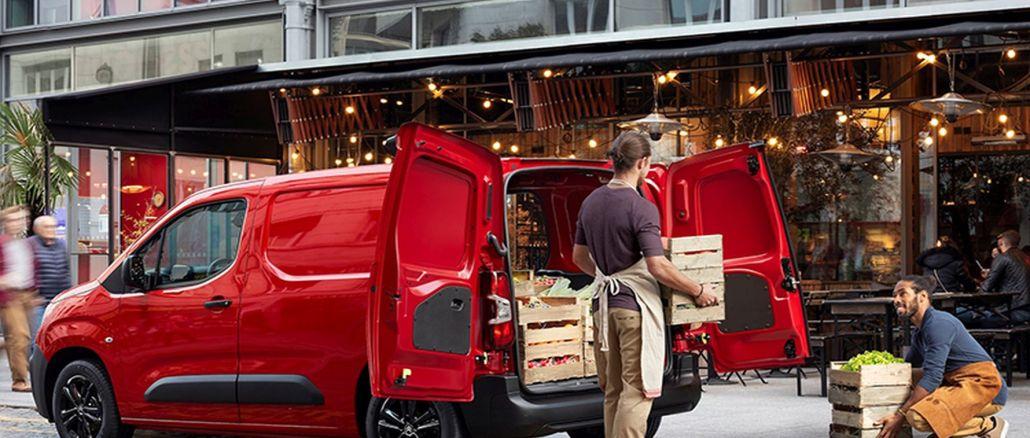 veículos comerciais citroen no roadshow com ofertas de junho