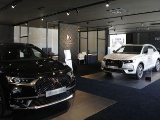 ds automobiles отвори петия ds магазин в Турция в Бодрум
