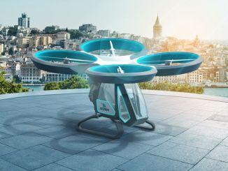 fuat oktay kalkun vil være verdensledende med flygende kjøretøy