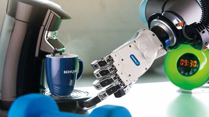 Robot technologies that will shape the world of the future