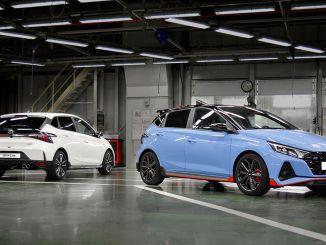 Hyundai Bayon ja sisätilojen tuotanto aloitettiin