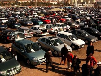 The revival begins in the used car market