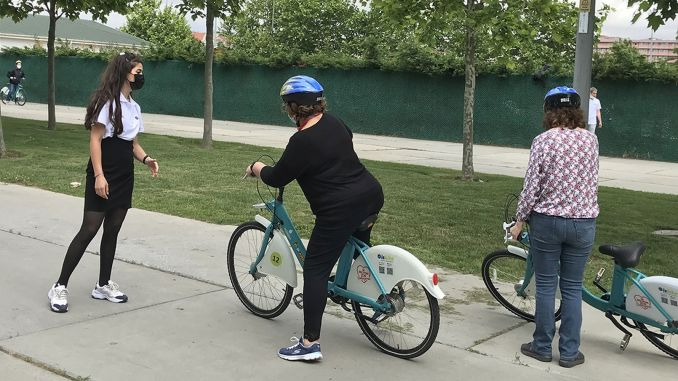 isbike cycling school comes to life
