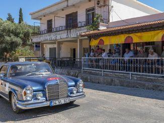 класически автомобилен шампионат се проведе в мазето