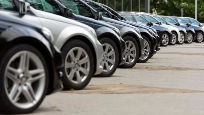 breaking point in the automotive sector july