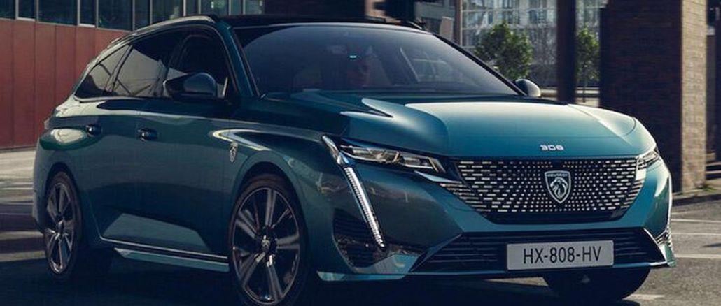 Представено е новото лице на Peugeot