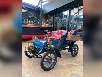 the cadillac that made history in the womb of my husband museum