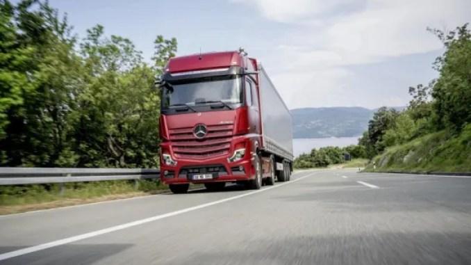 Mercedes Benz Truck campaigns