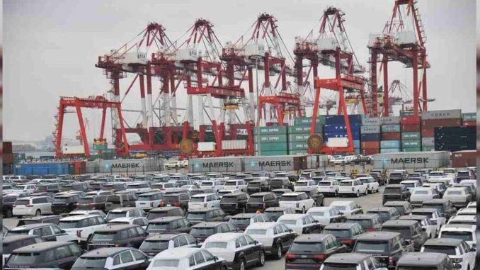 Kina je izvezla hiljadu automobila u prvoj polovini godine
