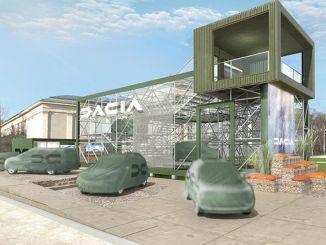 dacia sẽ giới thiệu tất cả các mẫu xe mới của mình tại hội chợ di động iaa ở munich